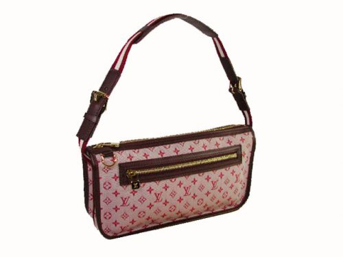 95% NEW ! Louis vuitton M92331 Cherry Pochette Kathleen Handbags-0