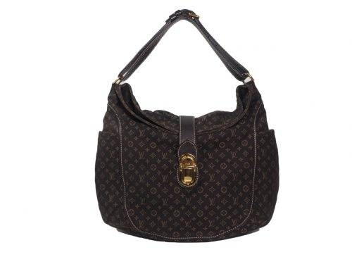 Louis Vuitton M56701 Monogram Idylle Ebene Romance Hobo Shoulder bag-0