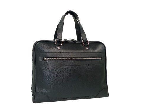 Louis Vuitton M31172 Igor Grey Ardoise Taiga Leather Document Bag-0