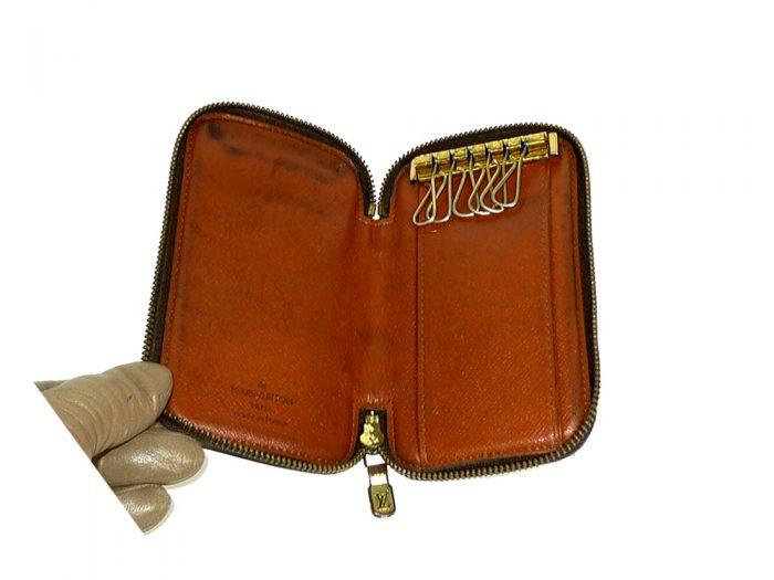 Louis Vuitton M62610 Monogram 6 Key Holders (MI0944)-30320