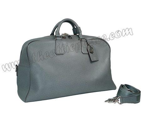 Louis Vuitton M32665 Neo Kendall Taiga Grey Travel Luggage-0