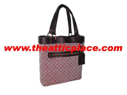 Louis Vuitton M92677 Mini Monogram Canvas Cherry Lucille GM-0