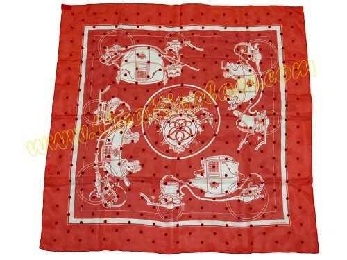 Hermes Scarf Limited Edition with Tiny Sequins-40018