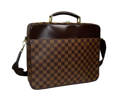 Louis Vuitton Damier Canvas N53355 Sabana Computer Case / Laptop Bag for Unisex-0