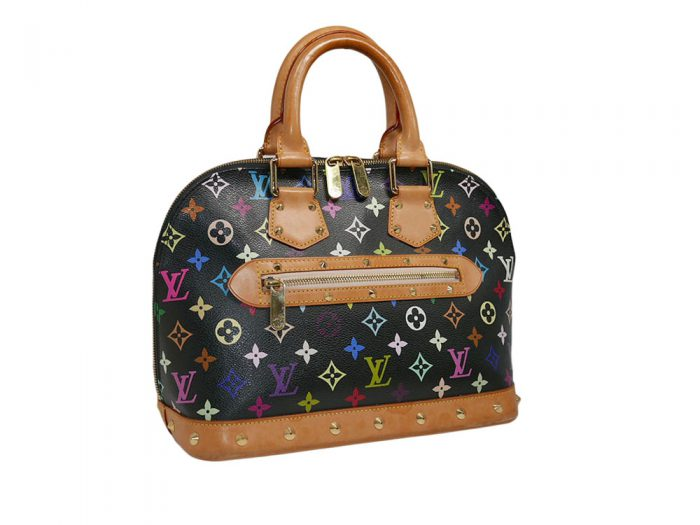 Louis Vuitton M92646 Multicolor black Alma-0
