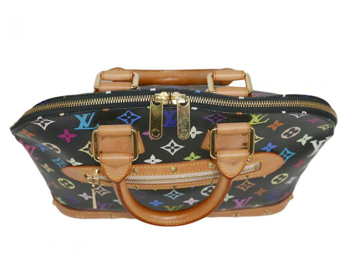 Louis Vuitton M92646 Multicolor black Alma-31046