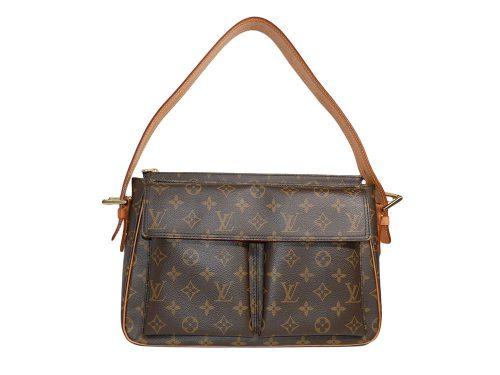 Louis Vuitton M51163 Monogram Viva-Cite GM Document Bag-0