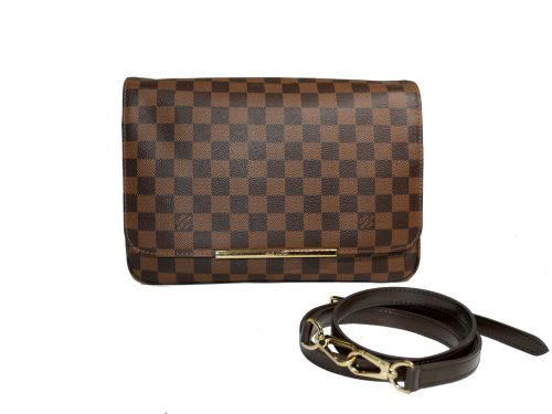 Louis Vuitton N41253 Damier Ebene Hoxton GM (SP2193)-0