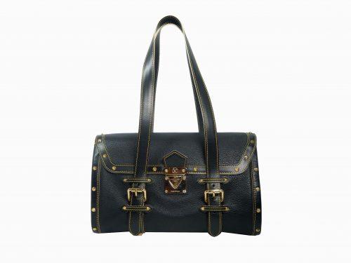 Louis Vuitton M91855 Suhali Leather L' Epanoui GM Boston Shoulder bag (TH0055)-0