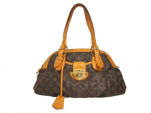 Louis Vuitton M41434 Monogram Etoile Canvas Quilted Bowling (AR4058)-0