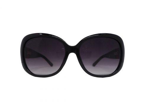 Gucci Black Oval Classic GG Logo Web GG 3660/K/S Sunglass -0