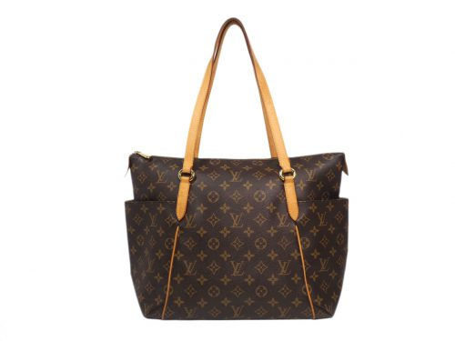Louis Vuitton M56689 Monogram Totally MM Document / Shopping Bag (FL0141)-0