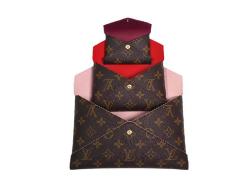 Louis Vuitton M62034 Monogram Canvas Kirigami Pochette ( 3-in-1 Pochettes) -0