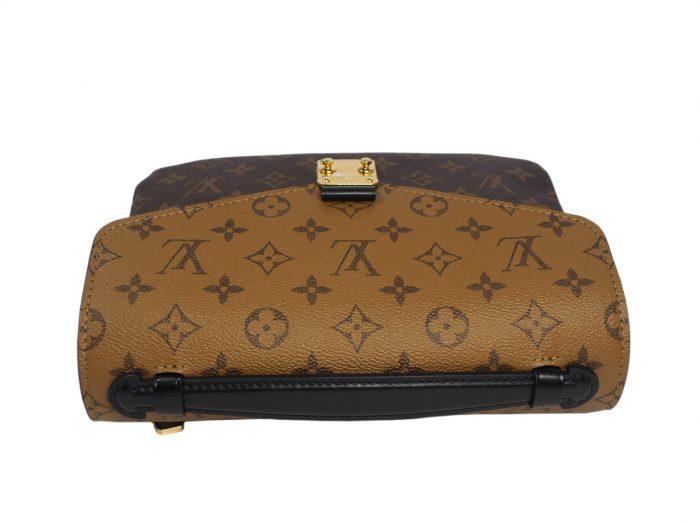 Louis Vuitton M44876 Monogram Reverse Canvas Pochette Metis Messenger Bag-38829