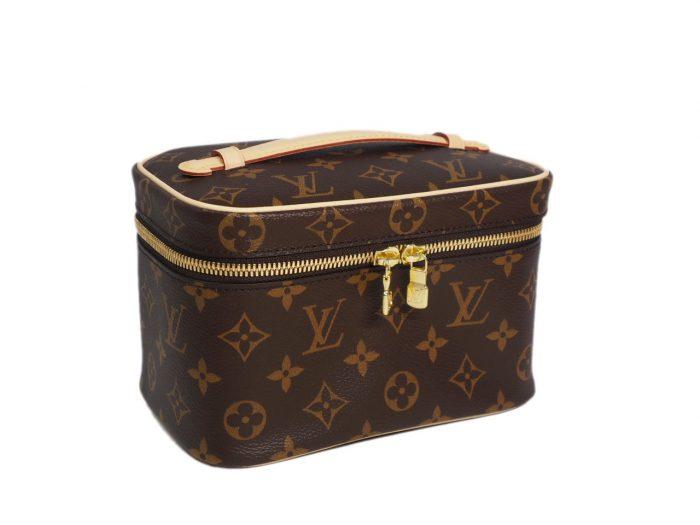 Louis Vuitton Monogram Canvas M44495 Nice Mini Beauty Case -38853
