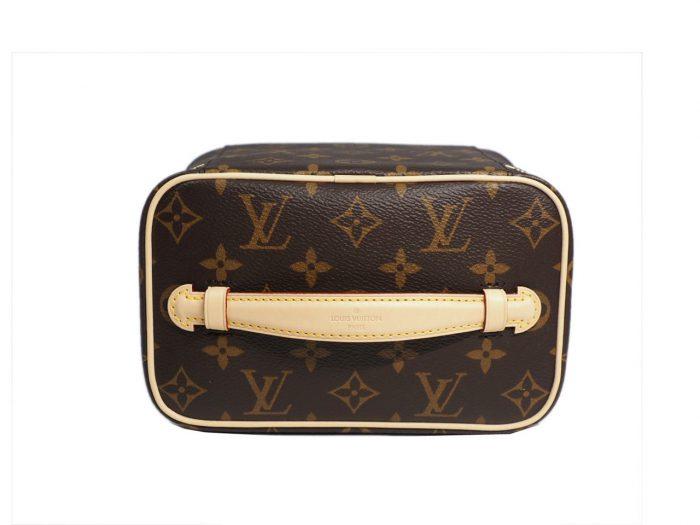 Louis Vuitton Monogram Canvas M44495 Nice Mini Beauty Case -38859