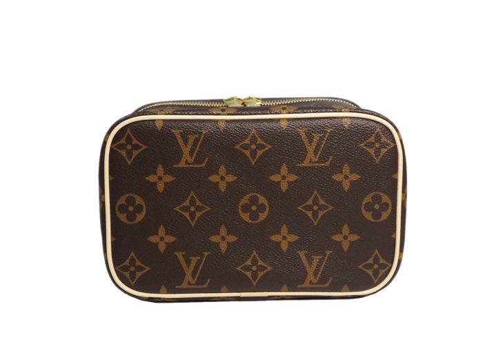 Louis Vuitton Monogram Canvas M44495 Nice Mini Beauty Case -38854