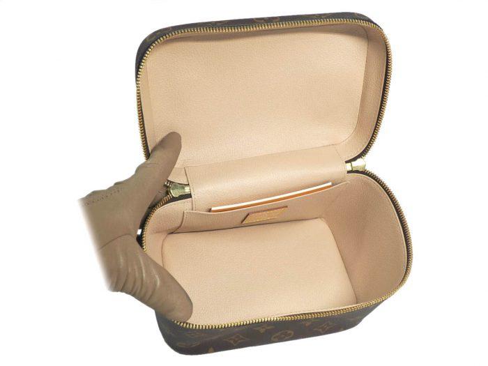 Louis Vuitton Monogram Canvas M44495 Nice Mini Beauty Case -38857